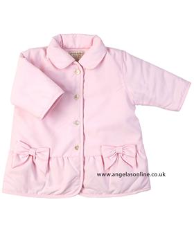 Emile et Rose Baby Girls Showerproof Coat Anna 9199pp