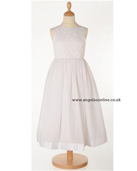 Sarah Louise Girls Communion Dress 5834