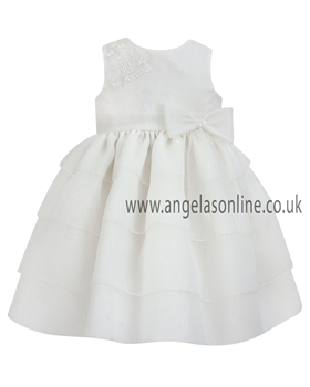 Sarah Louise Baby Girls Ivory Christening Dress 9164iv