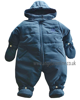 Emile et Rose Baby Snowsuit Dale 1590nv
