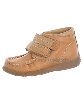 Andanines Boys Boot 35670 Tan