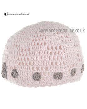 Emile et Rose Girls Crocheted Hat 123/5