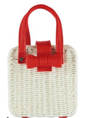 Mayoral Handbag 10734 White