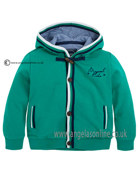 Mayoral Boys Hoody 3435 Green