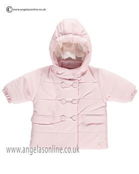 Emile et Rose Baby Girls Microfibre Jacket Fennella 9236pp