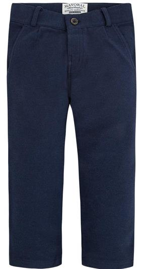 Mayoral Boys Soft Cotton Trouser 4531 Navy