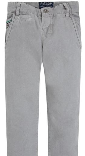 Mayoral Boys Trousers 4525 Grey