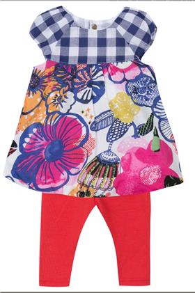 Catimini Baby Girls Legging Set CH30101
