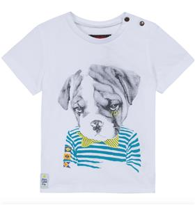 Catimini Boys T-shirt CH10012 White