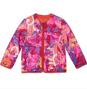 Catimini Girls Reversible Jacket CH41013