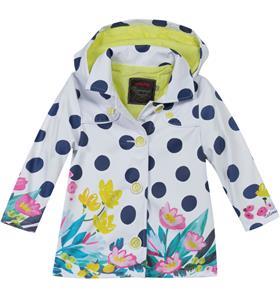 Catimini Girls Jacket CH42013 White