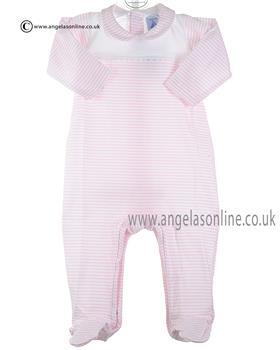 Babidu Baby Girls Romper 10213 Pink