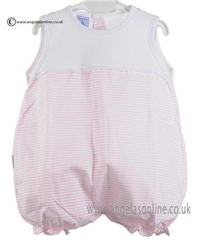 Babidu Baby Girls Romper 11213 Pink
