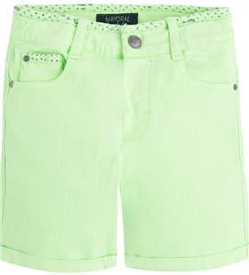 Mayoral Boys Short 3218 Lime