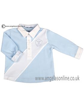 Tutto Piccolo Baby Boys Long Sleeve Shirt 9018