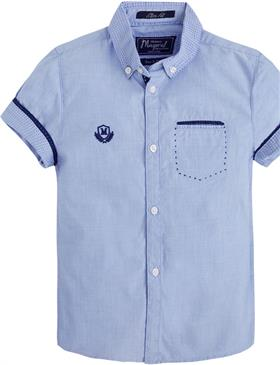 Mayoral Boys Shirt 3134 Blue