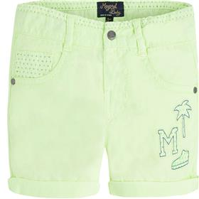 Mayoral Baby Boys Shorts 1250 Lime