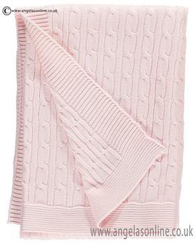 Emile et Rose Girls Blanket 8163pp