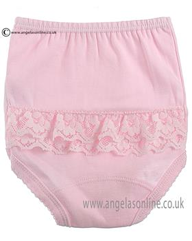 Babidu Baby Girls Knicks 2103 Pink
