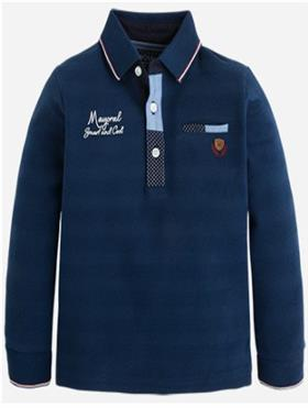 Mayoral Boys T-Shirt 4100-16 Navy