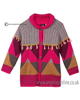Catimini knitted coat CI44033