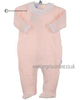 Babidu Baby Girls All in One 18120 Pink