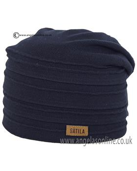 Satila boys pull on hat Lines Jr Navy