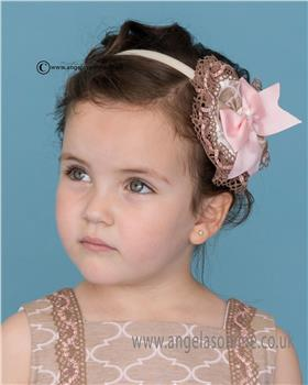 Dolce Petit girls headband 21-2232-D