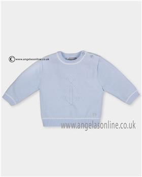 Tutto Piccolo boys jumper 2823-17 Blue