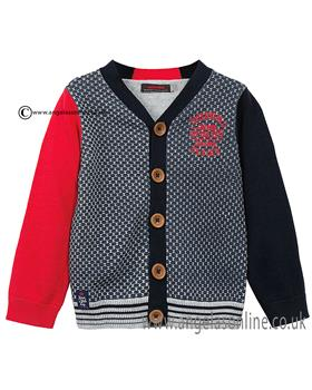 Catimini boys knitted cardigan CJ18042