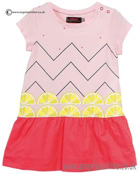 Catimini girls dress CJ30183 Pink