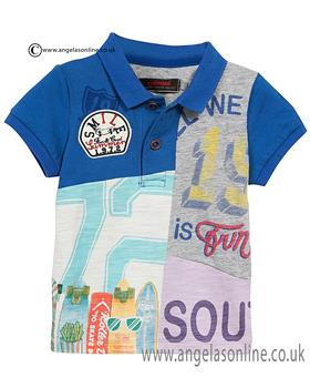 Catimini boys polo shirt CJ11002