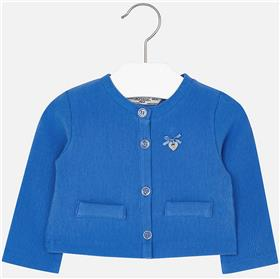 Mayoral baby girls cardigan 153-17 Blue