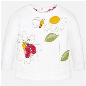 Mayoral baby girls sweatshirt 1445-17