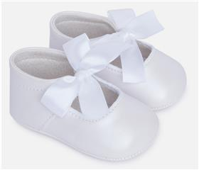 Mayoral girls shoes 9499 White