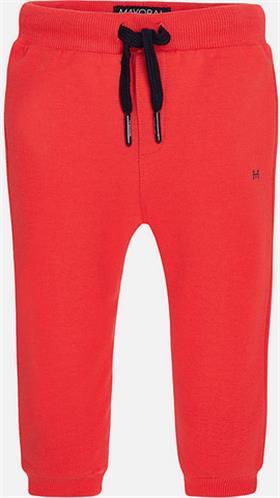 Mayoral Boys Jogsuit pants 711-17 Red