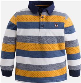 Mayoral Baby Boys T shirt 4101-17 Yellow