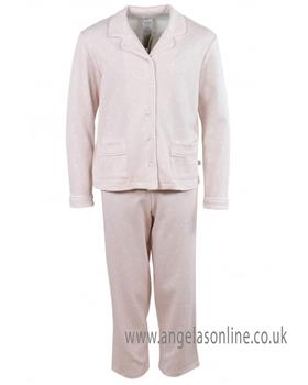 Tutto Piccolo girls pyjamas 3583-17 Pink