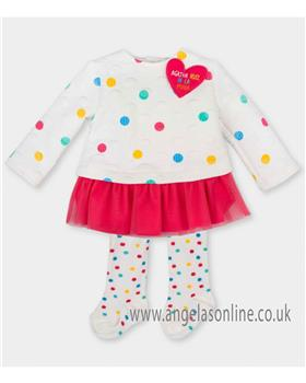 Agatha Ruiz girls dress 4225-17 AS