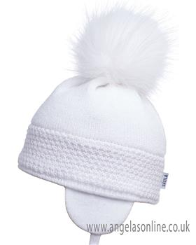 Satila hat Daisy White