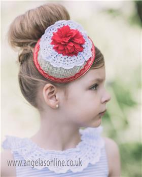 Dolce Petit baby girls headband 23-2215-D