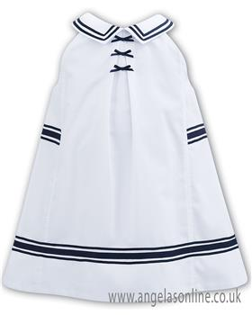 Sarah Louise baby girls dress 011174