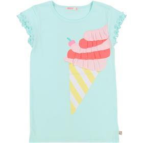 Billieblush girls summer dress U12349-18 Turq