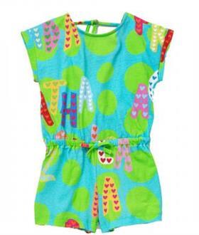 Agatha Ruiz Girls Summer Playsuit 7MC0192-18