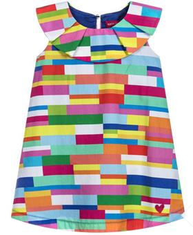 Agatha Ruiz girls dress 7VE3027-18