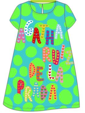Agatha Ruiz girls dress 7VE3030-18