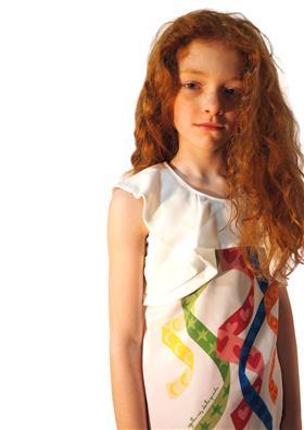 Agatha Ruiz girls dress 7VE3048-18