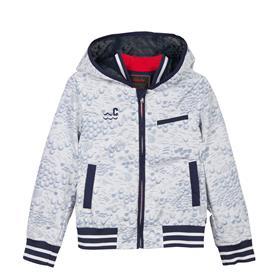 Catimini Boys Summer Jacket CL41034-18 Navy