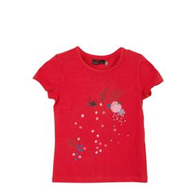 Catimini girls T shirt & short CL10055-27125