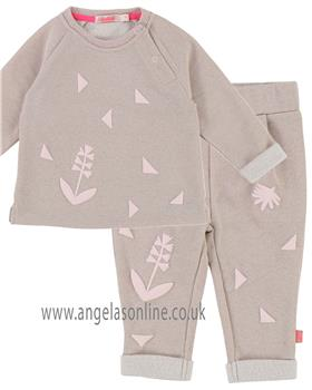 Billieblush girls jumper & jog pants U05276-4171-18 Pink